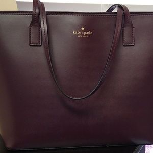 Kate Spade purse and Wa